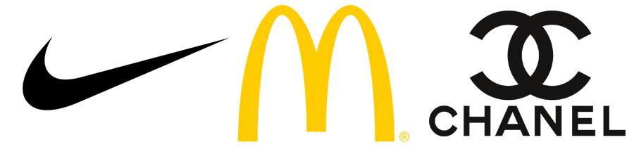 Logos célèbres