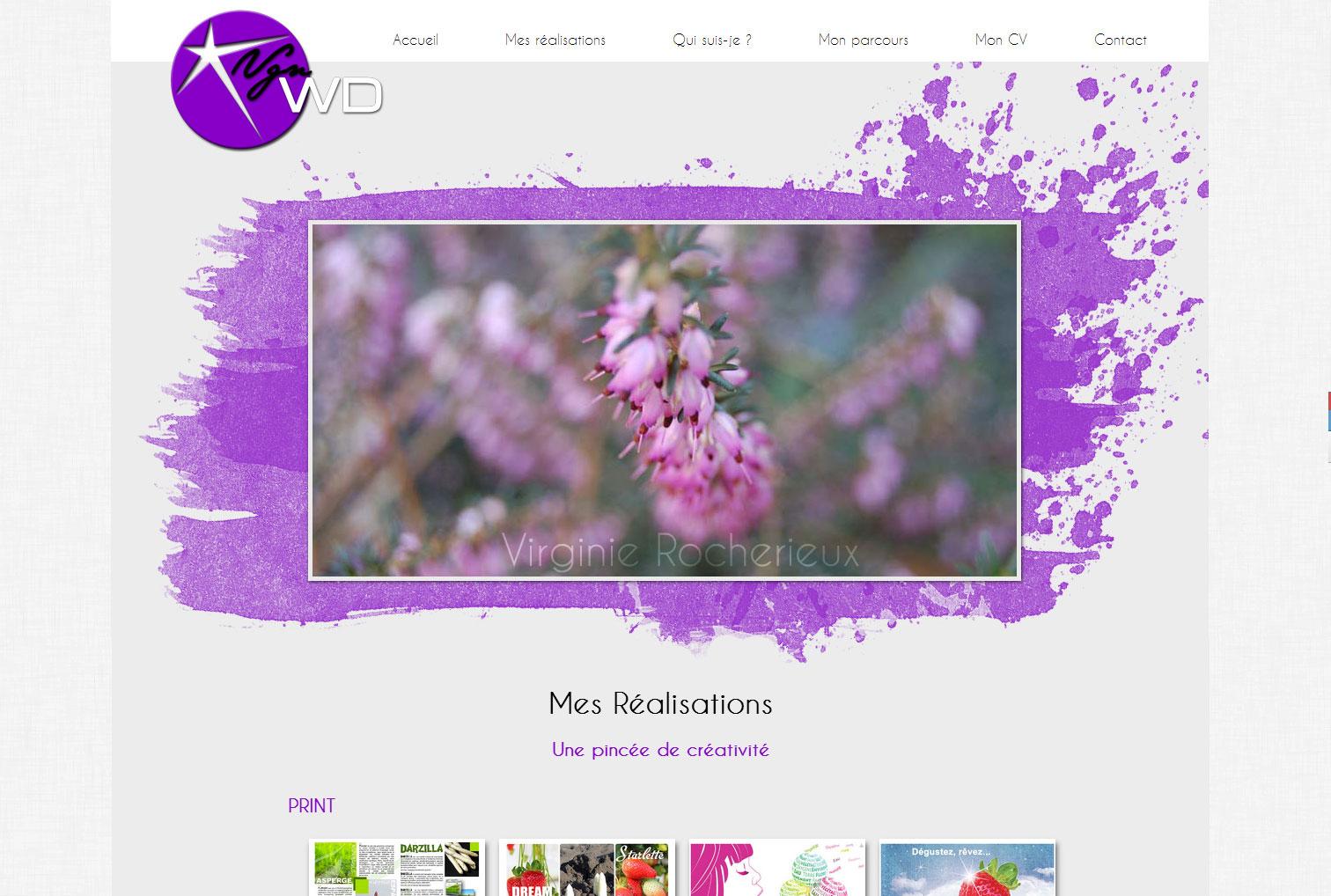Portfolio 2014 HTML/CSS
