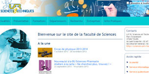 ufr sciences de Tours