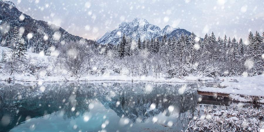 Tutoriel création neige